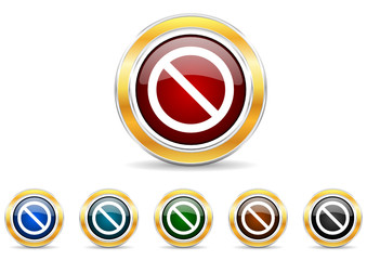 access icon vector set