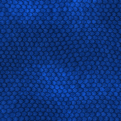 Blue Dragon scales pattern