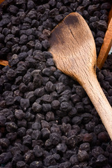 Black chickpea of the Murgia (Italy)