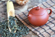 chinese tea ceremony accessories: tea pot for green tea