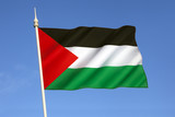 Flag of Palestinian