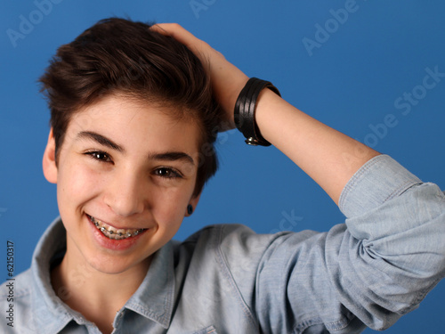 canvas print picture Teenager