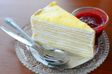 Crepe Cake Strawberry