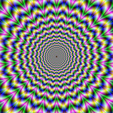 Crinkle Cut Psychedelic Pulse Alternative Color poster