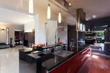 Kitchen appliance, counter