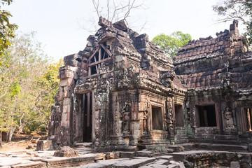 Banteay Kdei in Siem reap ,Cambodia