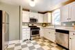 Great color solution for kitchen room design