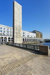 Alsterarkaden Hamburg