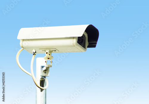 Security Camera or CCTV background