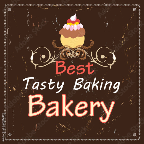 advertising bakeries and cake