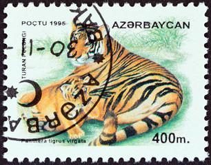 Caspian Tiger (Azerbaijan 1995)