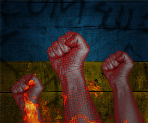 Revolution in Ukraine