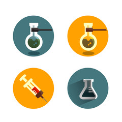Laboratory.Vector format