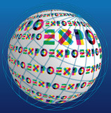 expo 2015 sphere
