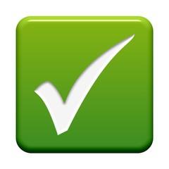 Grüner Button: Haken