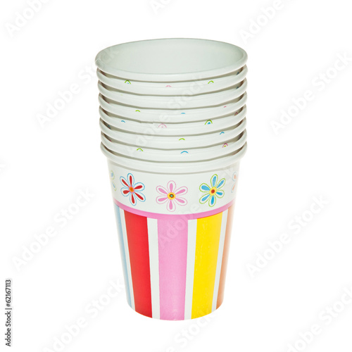Disposable Party dishware - Cups