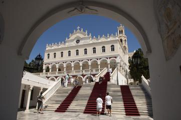 Marienwallfahrtskirche auf Tinos