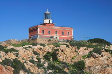 Faro di Capo Spartivento, Sardegna