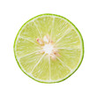 half citrus lime fruit