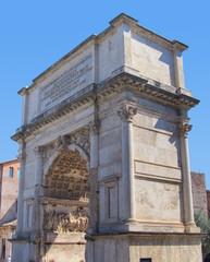 Roma: Arco del triunfo