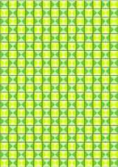 Hintergrund, Muster aus grünen Dreiecken