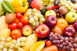 Fruits and vegetables for healthy