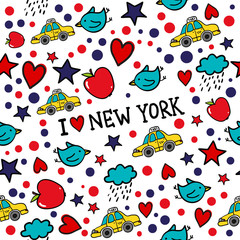 New york pattern