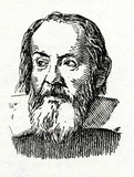 Galileo Galilei, Italian physicist, mathematician, astronomer