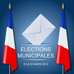 Elections municipales 23 et 30 mars 2014 #2