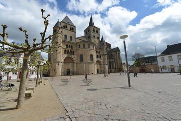 Trierer Dom, Peterskirche, UNESCO Welterbe, Domgeläut, Trier