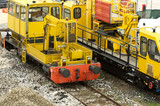 Railway machinery