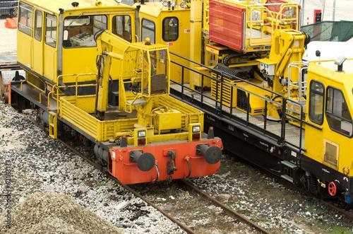 Railway machinery - 62183133