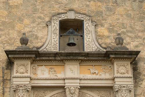 Fotobehang Texas Alamo San Antonio