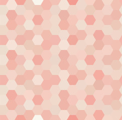 Repeat vector seamless pattern pink background
