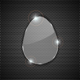 Glass Easter egg