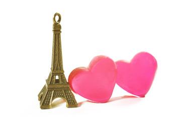 Hochzeitsreise nach Paris