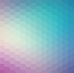 Vector Pattern Blue Purple Gradient Background