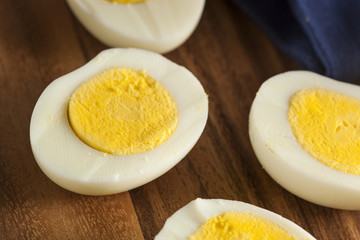 Organic Hard Boiled Eggs