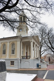 Courthouse in historic Warrenton, Virginia