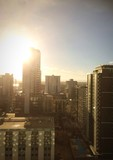 Perth CBD Sunrise
