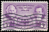 USA - CIRCA 1936: A stamp printed by USA shows an image of Sam H