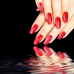 Glamour Fingernägel