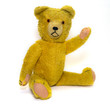 alter antiker teddybär  - 62201193