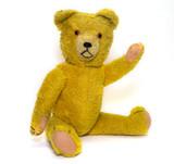 alter antiker teddybär