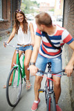 Date on bicycles