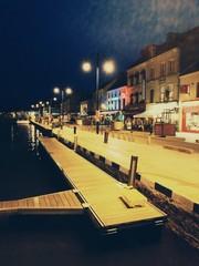 Hafen / Nacht