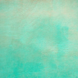 Turquoise concrete background