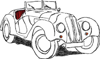 veicolo d'epoca