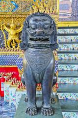 Thai Leo Statue Temple