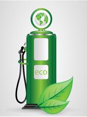 Tanksäule Eco